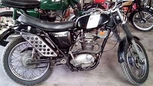 Rare Bsa 250ss Goldstar Street Scrambler   1971   Running And Riding