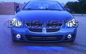 2003 2004 2005 Dodge Neon RT R T SXT SE Fog Angel Eyes