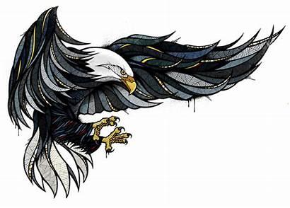 Eagle Preis Andreas Tattoo Graphics Geometric Landyachtz