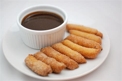 churro recipe mexican churros with chocolate www pixshark com images galleries with a bite