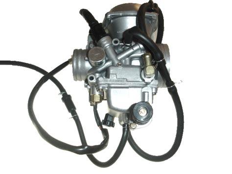 Honda Trxtm Rancher Carb Carburetor Ebay