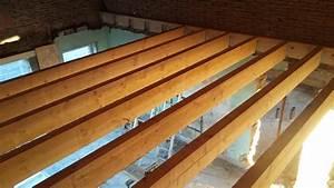 Faire Un Plancher Bois : plancher cr ation structure bois ~ Dailycaller-alerts.com Idées de Décoration