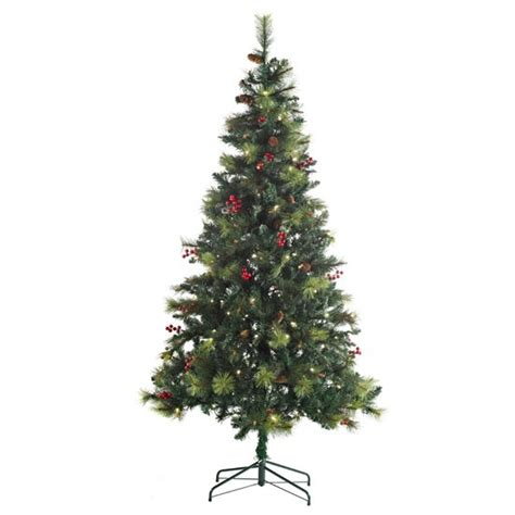 led columbia christmas tree from b q best fake christmas trees housetohome co uk