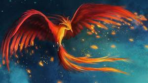 Fantasy Phoenix Wallpaper 14 Desktop Wallpaper ...