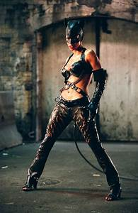 Ok now, Halle Berry ''Catwoman'' 2004. Alright, Catwoman ...