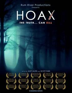 Exclusive Poster Premiere: This Hoax Can Kill!