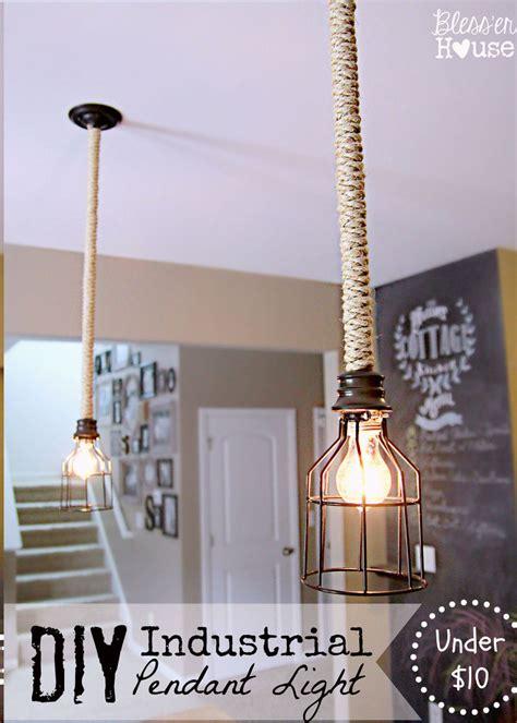 simple diy home light