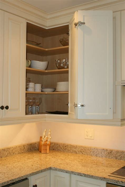corner kitchen cabinet ideas upper corner kitchen cabinet storage kitchen pinterest