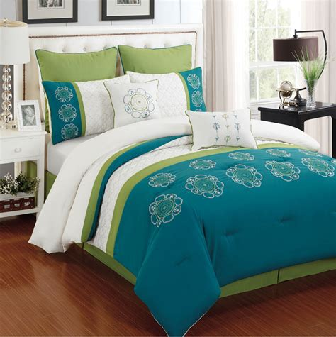 Turqoise Bedding, Turquoise Sheets Queen Turquoise Bedding