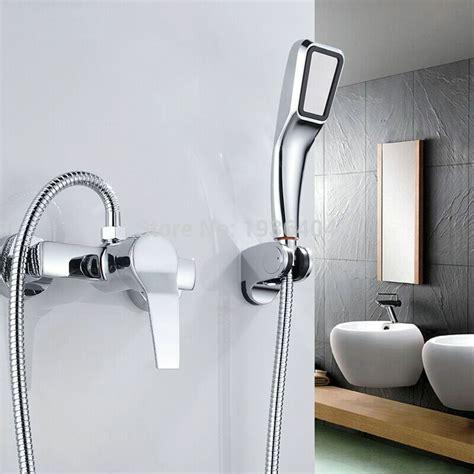 wholesale cheap shower sets handshower chrome brass