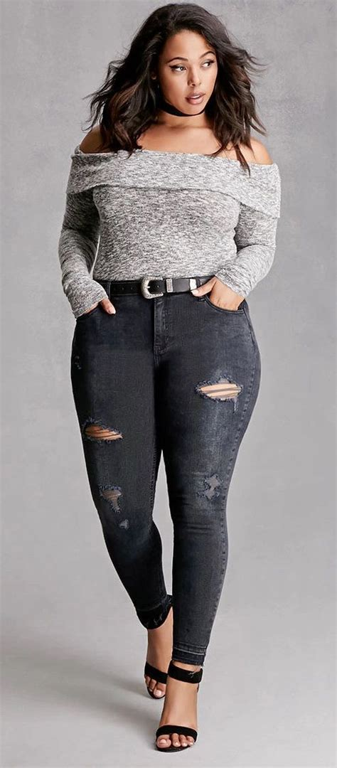 Best Ideas About Thick Girl Fashion On Pinterest Fit