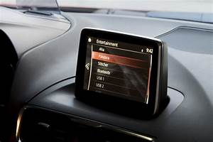 New Mazda 3 Future-proofs Infotainment System