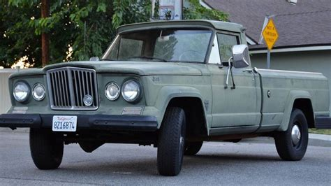 jeep gladiator for 4 900 are you not entertained by this 1964 jeep