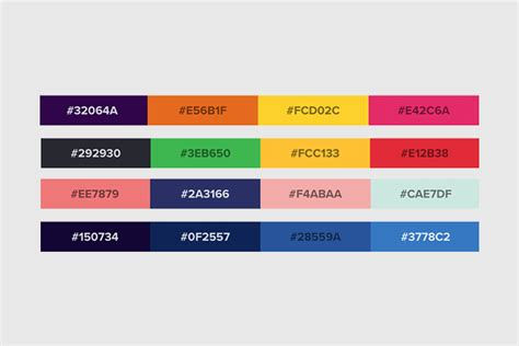 best colors for websites 50 best website color schemes of 2019 design shack