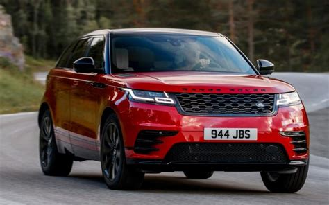 Best Looking Suv by Range Rover Velar Review Britain S Best Looking Suv