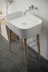 Waschbecken Retro Design : die qual der wahl waschtisch selber bauen oder kaufen ~ Markanthonyermac.com Haus und Dekorationen