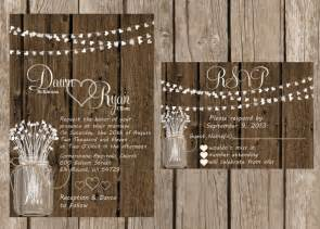 country wedding invitation wording rustic wedding invitation rustic heart wedding invitation