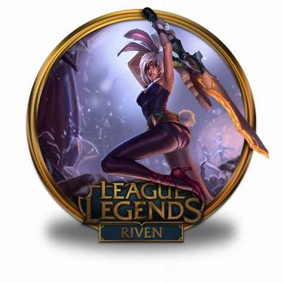 Icon Desktop Riven League Legends Client Fazie69