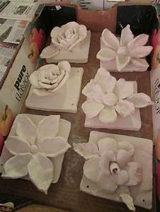 The 25+ best Ceramic flowers ideas on Pinterest | Clay ...
