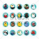 Icons Birds Stockunlimited