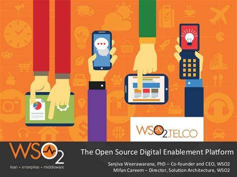 The Open Source Digital Enablement Platform