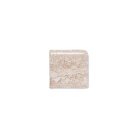 bullnose tile trim home depot jeffrey court travertine inkjet 2 in x 2 in ceramic