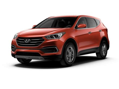2018 Hyundai Santa Fe Sport Suv Evansville
