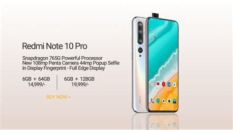 This year redmi note 10 and redmi note 10 pro are expected. Redmi Note 10 Pro - 5G, Price, Specifications, Release ...