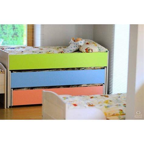 triple bed  kindergarten vaikovaikamseu