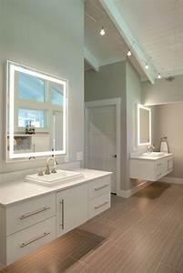 Où trouver le meilleur miroir de salle de bain avec éclairage? Archzine fr