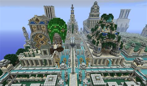 Amazing Things People Made In 'minecraft'  Business Insider