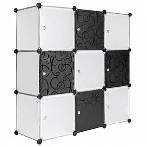Meuble De Rangement En Plastique Pas Cher : meuble de rangement en plastique achat vente meuble de ~ Edinachiropracticcenter.com Idées de Décoration