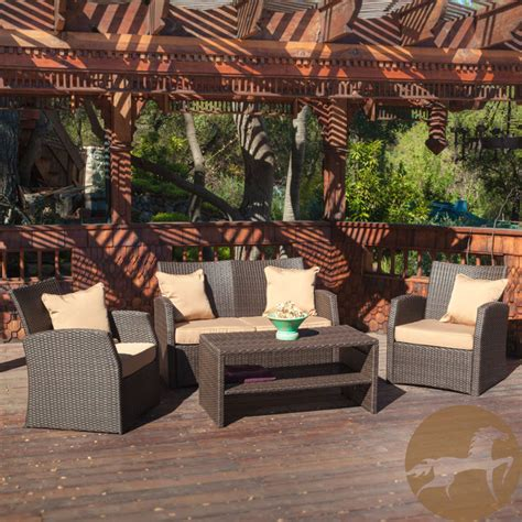 christopher home sanger outdoor 4 brown