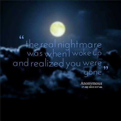 quotes  dreams  nightmares quotesgram