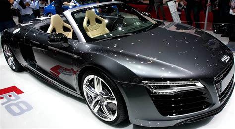 Audi R8 Spyder V10 52 Fsi Quattro S Tronic Youtube