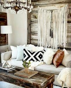 bohemian, farmhouse, decorating, ideas, 30