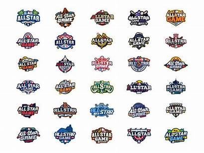 Mlb Baseball League Logos Major Football Game2