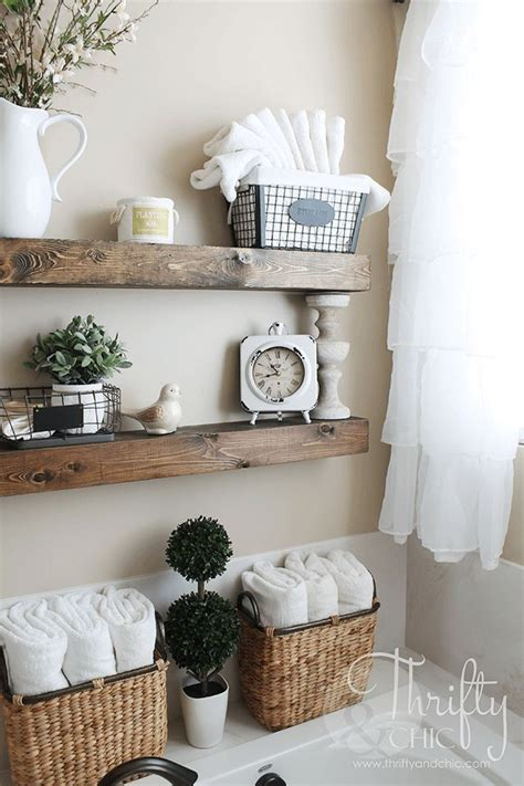 bathroom shelf decorating ideas diy fixer decor ideas bathroom decorating ideas