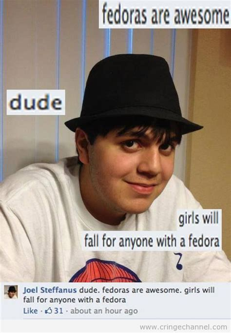 Fedora Guy Meme - 21 best images about fedora styles on pinterest i promise what s the and cute boys