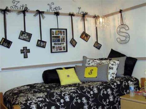 Dorm Decorating Ideas For Girls Diy