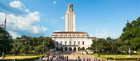 The University of Texas at Austin - Virtual Sessions