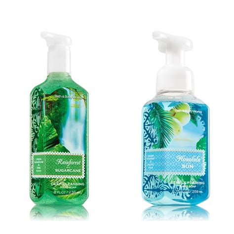 Bath & Body Works Relaunches Hand Soaps for Spring 2014 ...