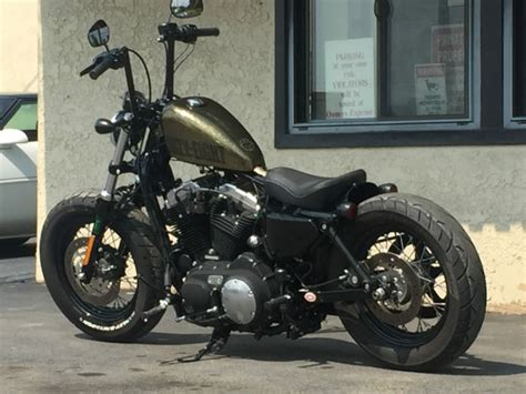 2013 Harley-davidson '48 Custom Bobber Chopper Sporty
