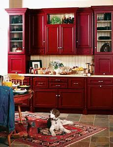 best 25 red kitchen walls ideas on pinterest red paint With best brand of paint for kitchen cabinets with red hot chili peppers wall art