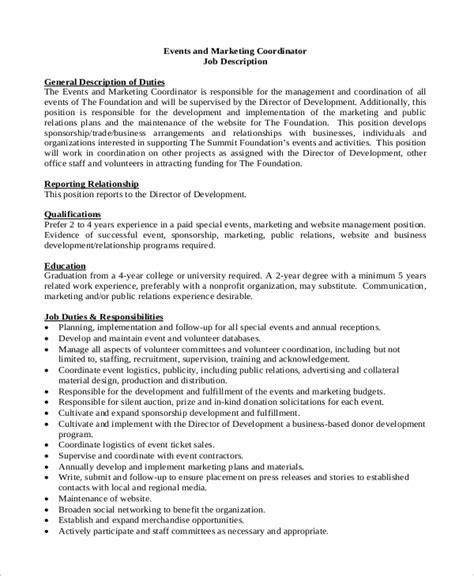 10+ Event Coordinator Job Description Samples  Sample. Sample Resume In Word Format Download. Resume Generator Linkedin. Set Up A Resume. Excellent Sales Resume Examples. Best Skills To Have On A Resume. Product Designer Resume. Business Analyst Keywords For Resume. Best Resume Style
