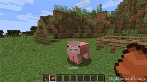 ride  pig  minecraft