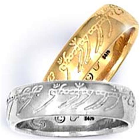 save money lord of the rings wedding bands