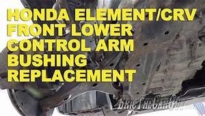 Honda Element  Crv Front Lower Control Arm Bushing