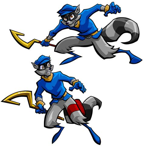 sly cooper art sly  honor  thieves art gallery