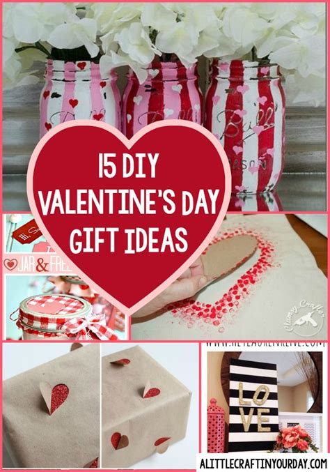 diy valentines gift diy valentines day gift ideas a little craft in your day